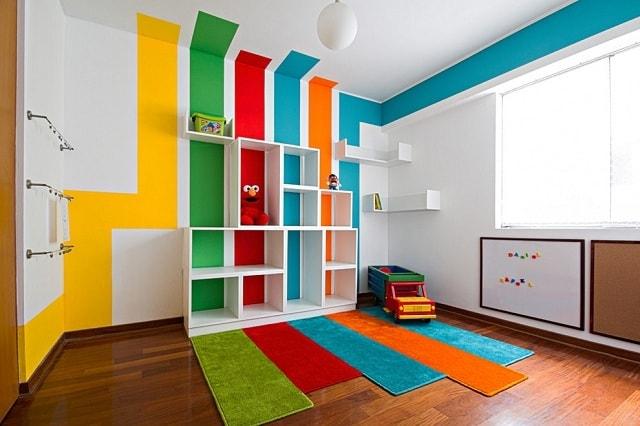 A legszebb falszínek nappaliba, Modern és klasszikus szín ötletek